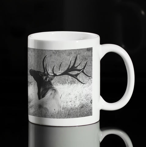 DEER MUG 11OZ CERAMIC MUG - Get2wear CHRISTMAS WINTER