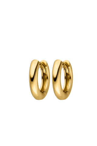 PV Earrings 18k Gold Plated