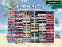 Hoffman Fabric, Precuts and Kits