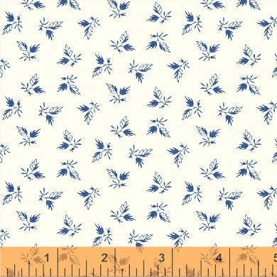 Bluebell 40128-3 by Nancy Gere, from Windham - 1/2 yard