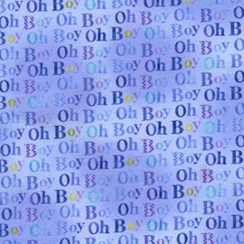 Boy Oh Boy by Holly Holderman for Lakehouse Dry Goods, 1/2 yd