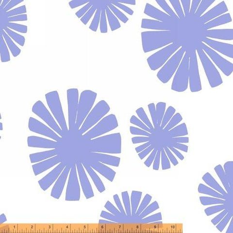 FOLLIE COLLECTION -  Periwinkle Michel 39270-5 from Lotta Jansdotter, 1/2 yd
