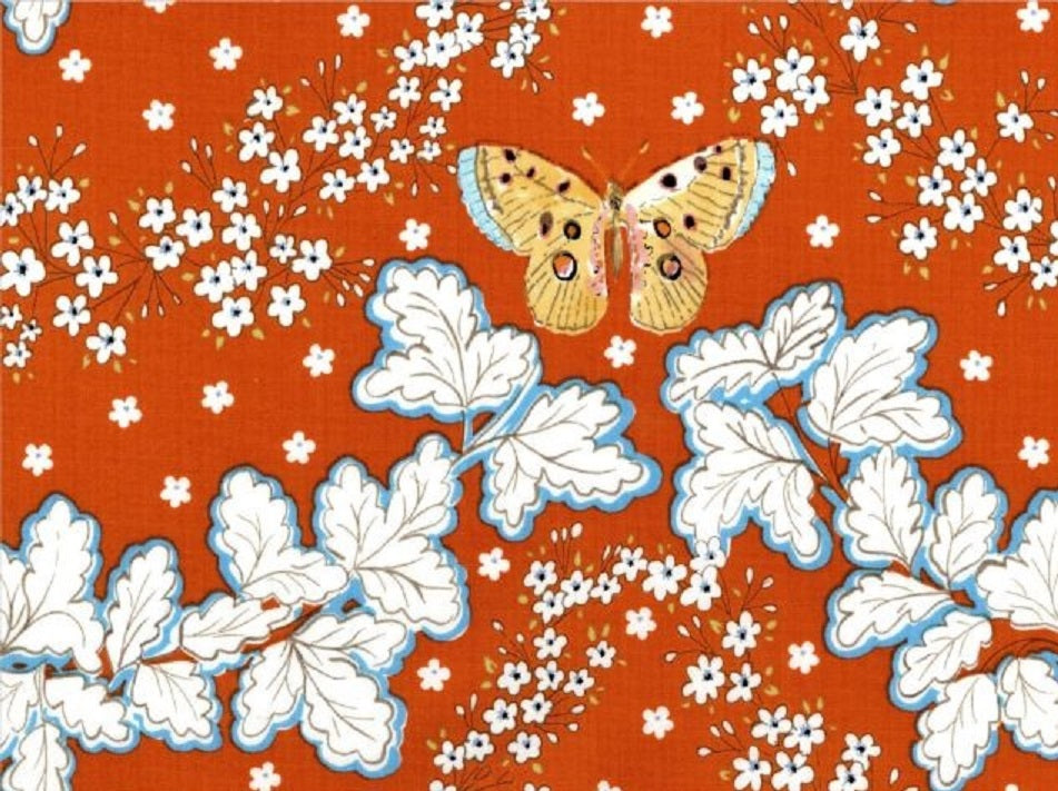Butterfly Garden by Dena Designs for Free Spirit, 1/2 yd