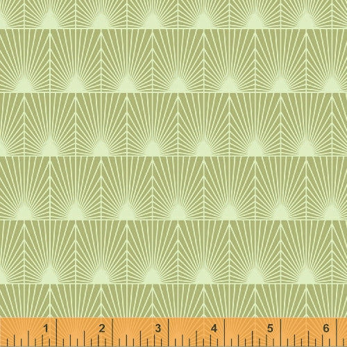 Spring Splash, Cascade Collection from Jessica Levitt for WIndham Fabrics, 1/2 yd