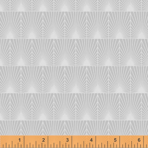 Fog Splash, Cascade Collection from Jessica Levitt for WIndham Fabrics, 1/2 yd