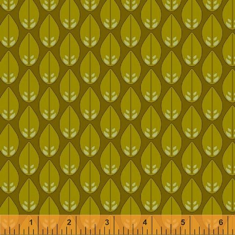 Glisten in Silt, Cascade Collection from Jessica Levitt for WIndham Fabrics, 1/2 yd