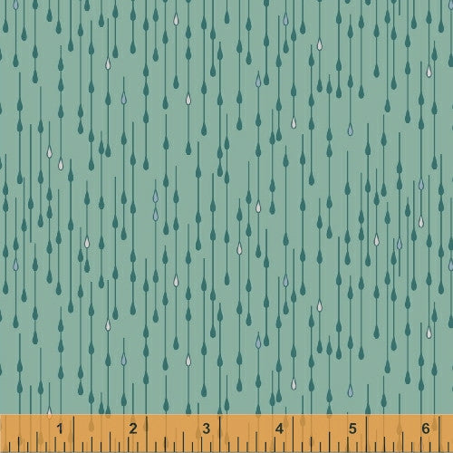 Mineral Drip, Cascade Collection from Jessica Levitt for WIndham Fabrics, 1/2 yd