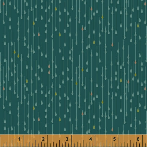 Bayou Drip, Cascade Collection from Jessica Levitt for WIndham Fabrics, 1/2 yd