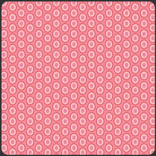 Art Gallery ELEMENTS Ovals - Sweet Pea OE-910 by Pat Bravo, 1/2 yd