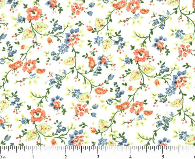 Dainty Calico from Fabriquilt, 1/2 yd