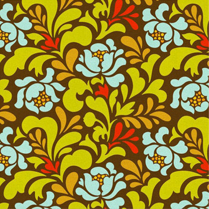 Sway from Pop Garden by Heather Bailey for Free Spirit, 1/2 yd