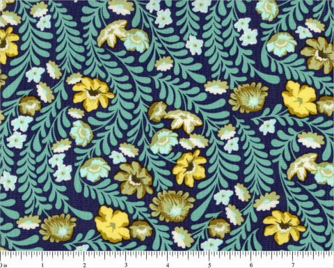 Wildflower, Eden by Tula Pink for Free Spirit, 1/2 yd