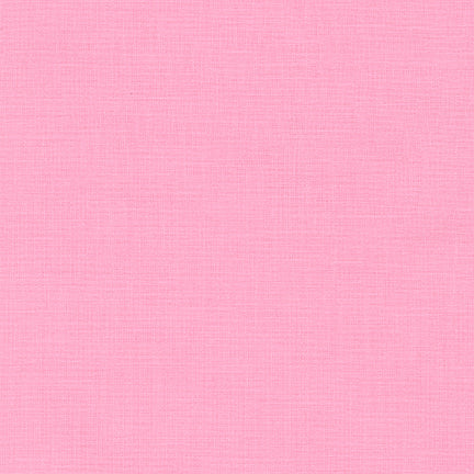 Kona cotton MED PINK K001-1225 fabric from Robert Kaufman, 1/2 yd
