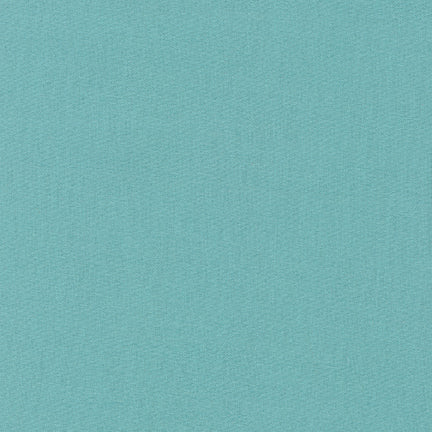 Kona cotton SAGE K001-1321 fabric from Robert Kaufman, 1/2 yd