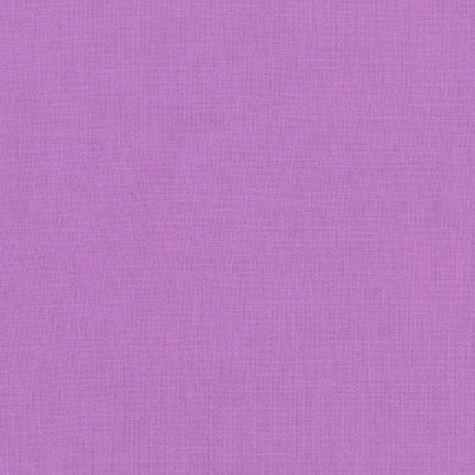 Kona cotton VIOLET K001-1383 fabric from Robert Kaufman, 1/2 yd