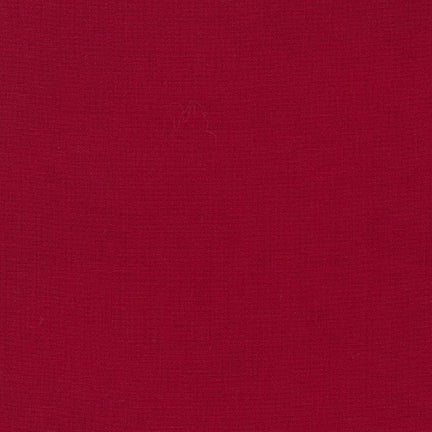 Kona cotton RICH RED K001-1551 fabric from Robert Kaufman, 1/2 yd