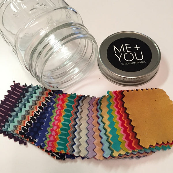ME + YOU Mini Charm Jar
