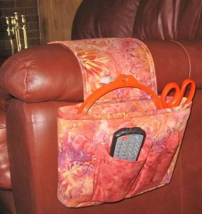 Sofa Saddlebag Sewing Pattern - by Among Brenda's Quilts