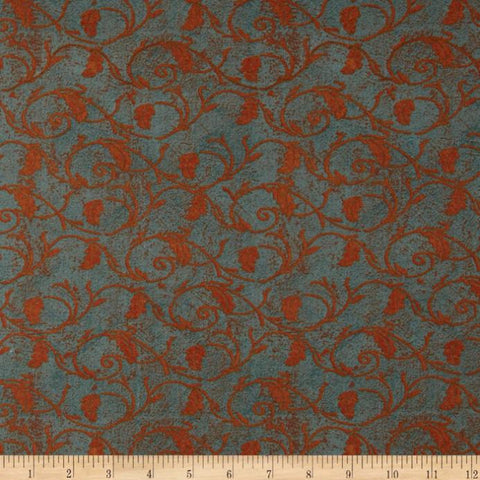 Sunrise Silhouette #26670 452 by Jo Moulton for Wilmington Prints, 1/2 yard