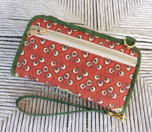 Walkabout Wallet Sewing Pattern - by Studio Kat Designs 3700
