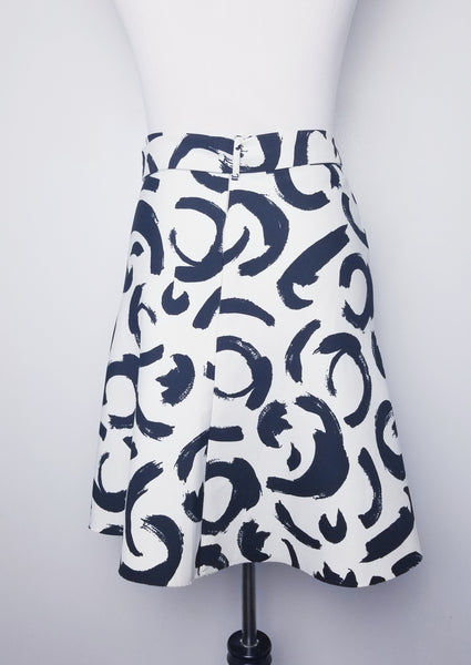 Art Buckle Skirt