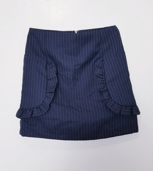 Striped Romeo And Juliet Skirt