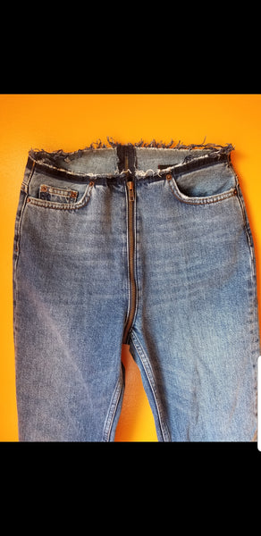 Zipped Shorty Jean (Hold Ciara)