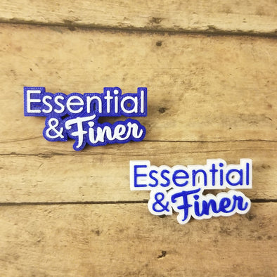 Essential & Finer pin