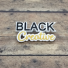 Black Creative pin