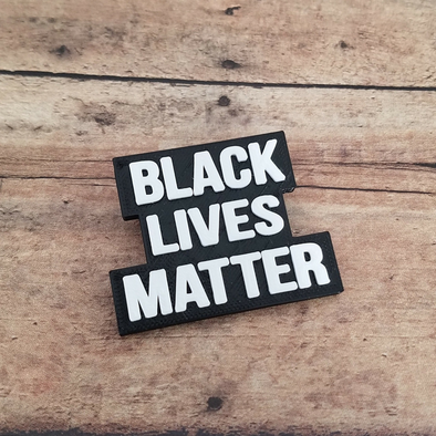 Black Lives Matter Pin - Inventory