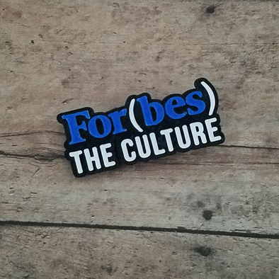 For(bes) the Culture Pin
