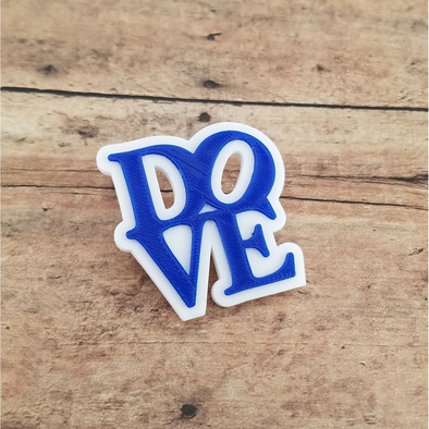 Dove Pin - Inventory