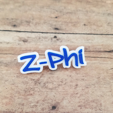 Z-Phi pin - Inventory