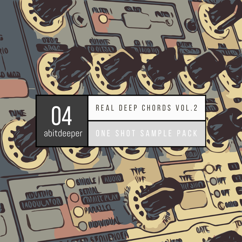 Real Deep Chords Vol.2