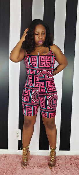 CEASAR - 2 Piece Short Set