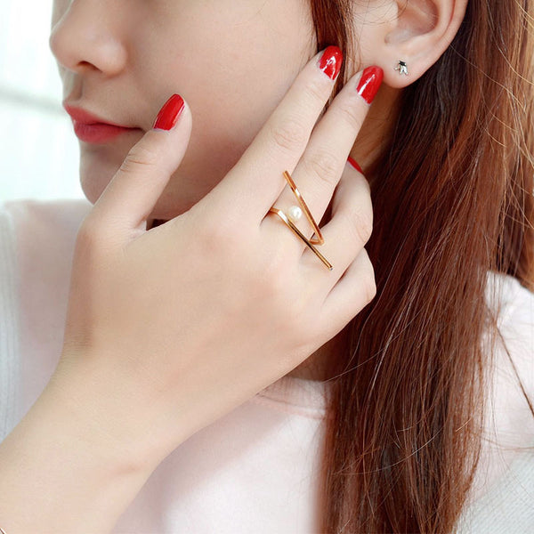 Geo-Pearl-Ring-gold