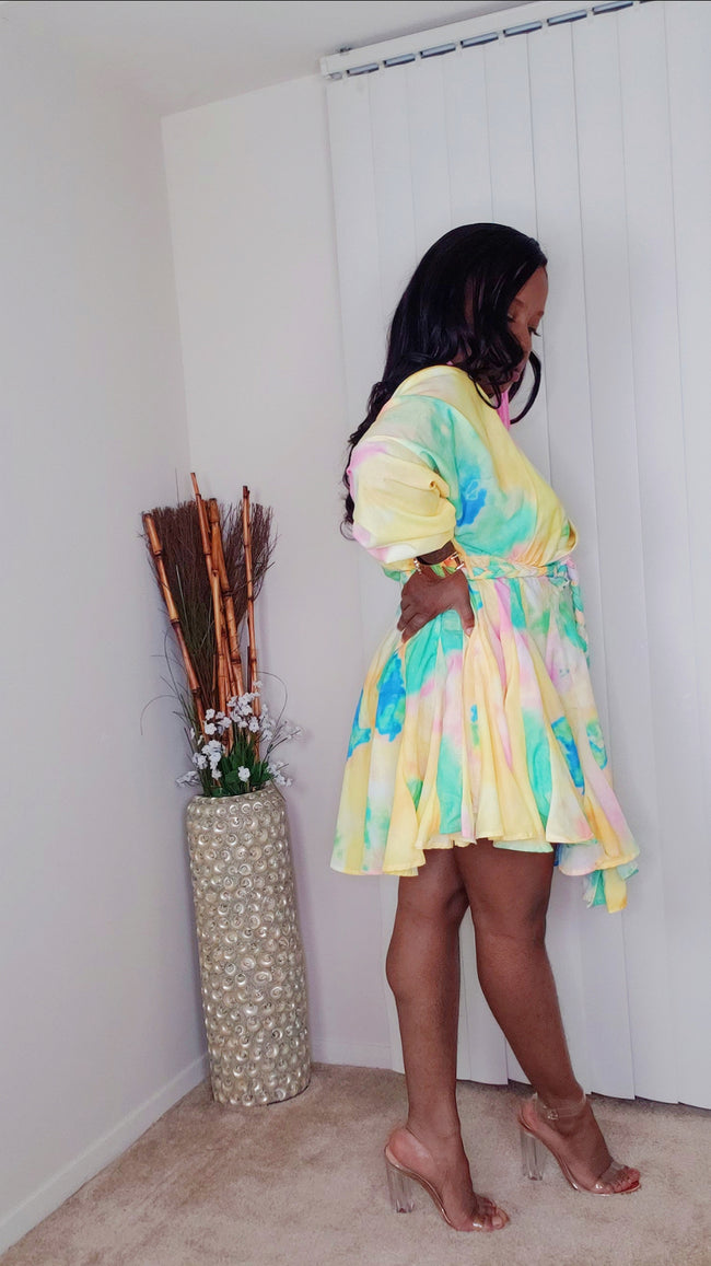 Tie-Dye-Flare-Dress-women