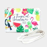 TROPICAL-SUMMER-Clutch
