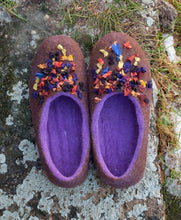 Load image into Gallery viewer, [felted_slippers],[wool_slippers], [burebure_slippers]