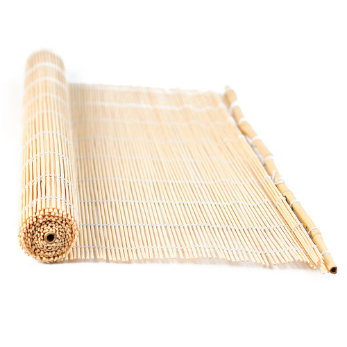 Bamboo mat for wet felting