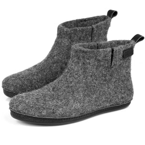 Dark Grey WOOBOOT mid