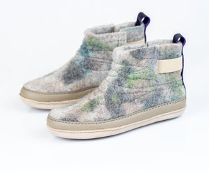 Camouflage WOOBOOT mid for men