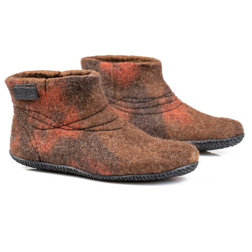 Brown WOOBOOT mid