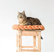 Load image into Gallery viewer, Rectangular cat mat CHUNKY Orange