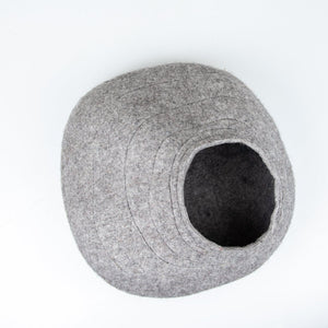 Cat house COCOON Grey
