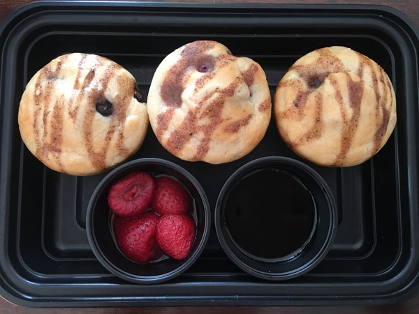 Pancake Muffins   (options available)