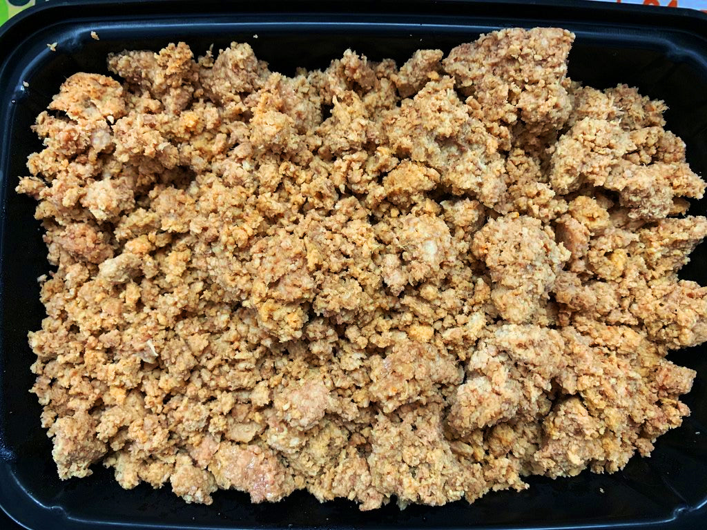 #4 Portion Control Ground Turkey