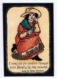 Western Art Funny Kitchen Magnets Western Cowgirl Kitchen Decor