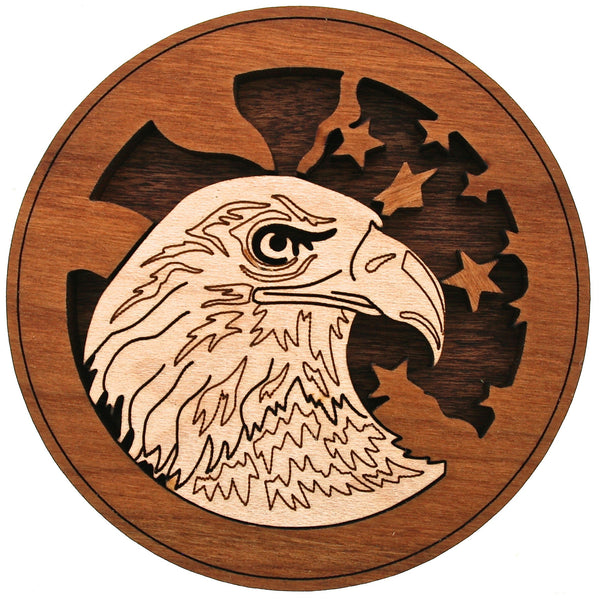 Eagle Decor Wood Kitchen magnet