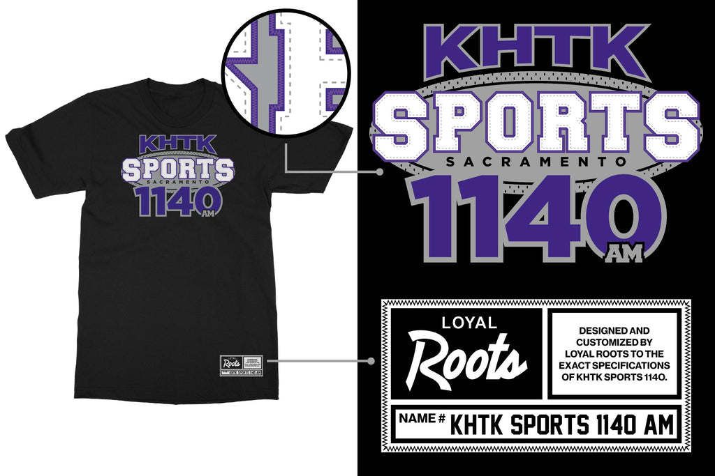 KHTK Sports 1140 AM X Loyal Roots